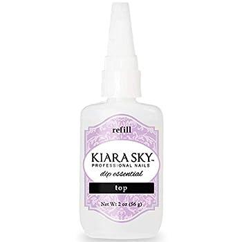 Kiara Sky Dip Powder Top Coat Refill 2 oz