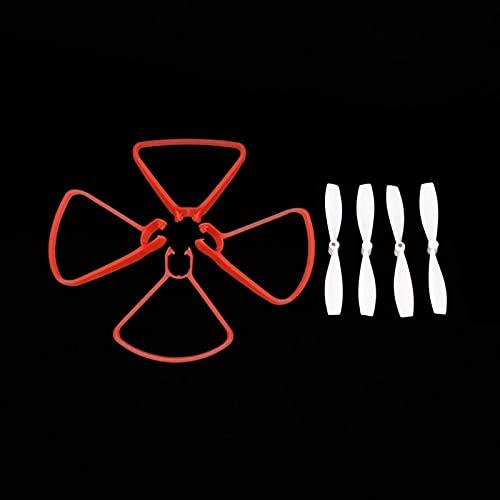 Accesorios de juguete 4PCS Props Protector Fit For Xiaomi MiTu Camera Drone Protector de accesorios de liberación rápida Propeller Blade Protector Kits Accesorio (Color: Bundle 2) ( Color : Bundle 3 )