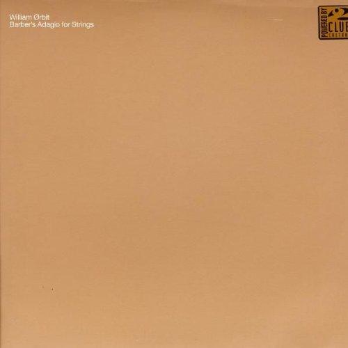 William Orbit - Barber's Adagio For Strings - WEA Records - 8573 81498-0