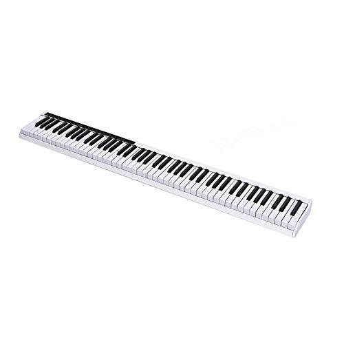 Buy LVSSY-Electronic Keyboard,Standard 61 Key Portable Digital Electric Piano with a Black Handbag,R...