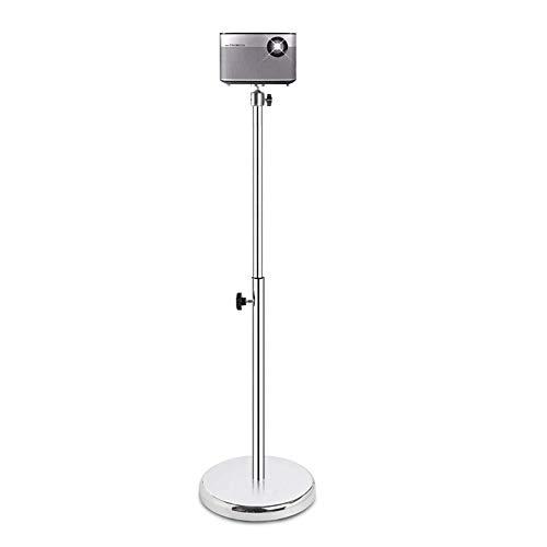 Durable Soportes para proyectores Proyector Stand, soporte ajustable, soporte de múltiples funciones, 49-82CM altura ajustable (con extensión desmontable de 50 cm del tubo) for los proyectores / Fotog