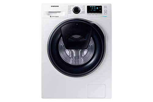 Samsung WW9RK6404QW/ET lavatrice Libera installazione Caricamento frontale Bianco 9 kg 1400 Giri/min A+++-40%