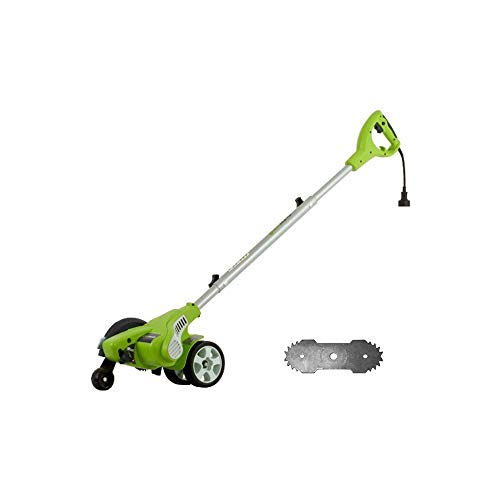 Great Deal! Greenworks 12 Amp Corded Edger with Extra Blade 27032
