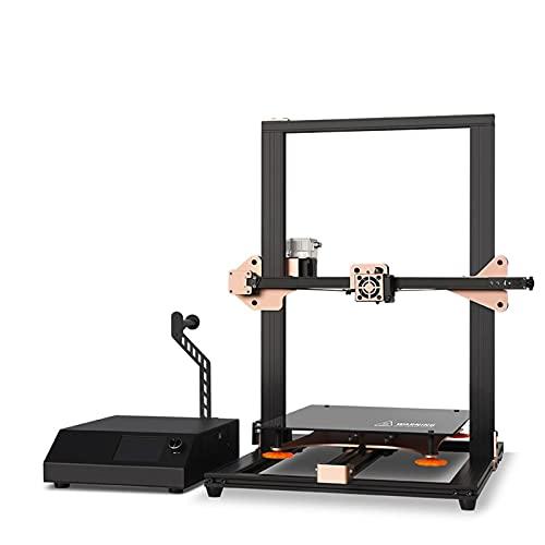 Zunate Impresoras 3D,para Placa Base MKS Gen L1.0 Impresora 3D con Panel De Control Táctil LCD De 3,5 Pulgadas, Soporte para Tarjeta Flash T E Impresión En Línea,Material De Impresión para(EU)