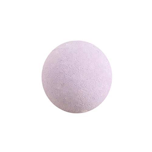 Jessicadaphne 40g Multicolor Bath Ball Small Size Home Hotel Bagno Spa Detergente per Il Corpo Bubble Fizzer Bath Bomb Regalo...