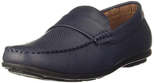 BATA Men's Inuck Blue Loafers-7 UK (8519613)
