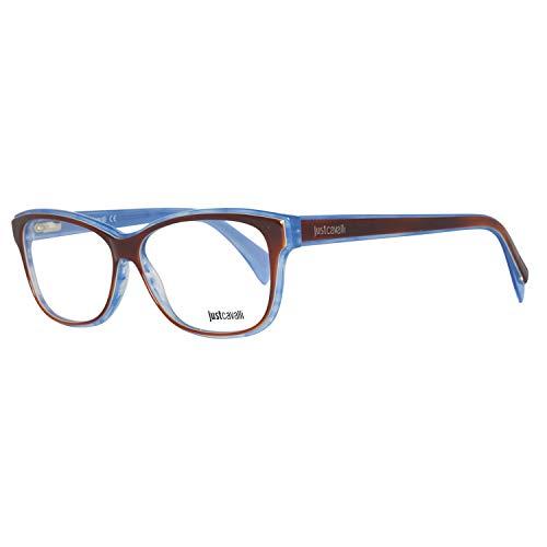 Just Cavalli JC0698 56056 Wayfarer Brillengestelle 56, Braun
