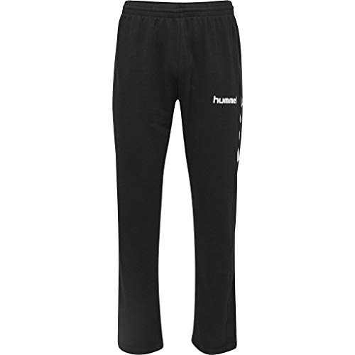 Hummel Kinder CORE Kids Indoor GK Cotton Pants Hose, Schwarz, 140