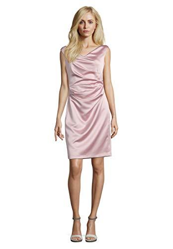 Vera Mont Damen 0058/4822 Kleid, Rosa (Foggy Rose 4481), (Herstellergröße: 48)