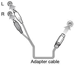 Bose Link RCA to DIN Adapter Cable - 285320-0207