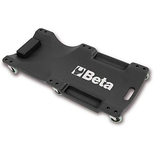 Beta 3003 Lettino Sottomacchina Scorrevole in Plastica Antiurto