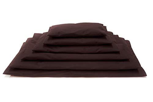 Comfort-Kussen 3BM2-AW-CAC - Materassino per animali domestici, 60 x 50 x 3 cm, colore: Cacao/Marrone