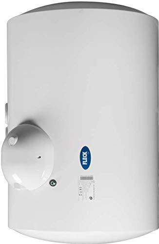Fleck Grupo Ariston Termo Eléctrico 100 litros | Calentador de Agua Horizontal,...