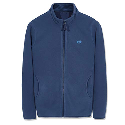 HOSD Suéter Deportivo para Hombre, además de Chaqueta de Lana, Ropa Informal, suéter de Rebeca para Hombre, Polar