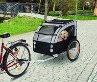 Doggy Liner 1 Fahrradanhänger für Hunde #31617