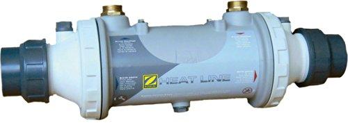 PSA - w49nt20 - Echangeur Thermique Nu 20kw multitubulaire Heat Line Nu 20