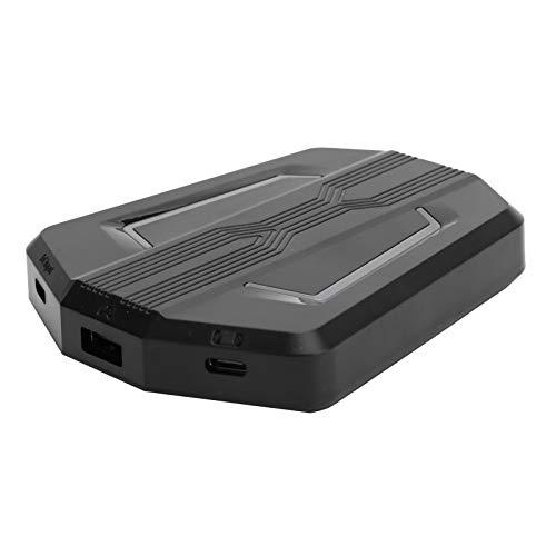 Adaptador De Teclado Y Mouse, Convertidor De Teclado De Mouse Portátil Duradero Y Portátil con Cable De Datos para PS / / Switch para Juegos