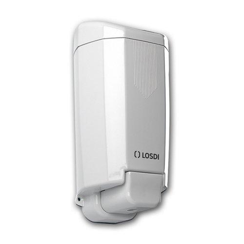 Losdi CJ-1006-B Dosificador Jabón Abs, Blanco