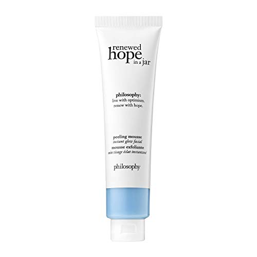 Philosophy Renewed Hope In A Jar Peeling Mousse For Women 2.5 oz Exfoliator