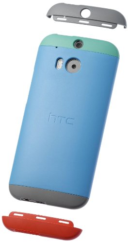 HC C940 HTC One (M8) Double Dip Cover Hardcase, blau