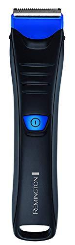 Remington BHT250 Delicates Body and Hair Trimmer - Black/Blu