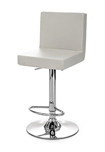 Wink design - Madison - Lot 2 tabourets blanc