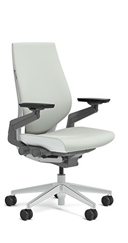 Steelcase Gesture Chair, Light - Wrapped Back