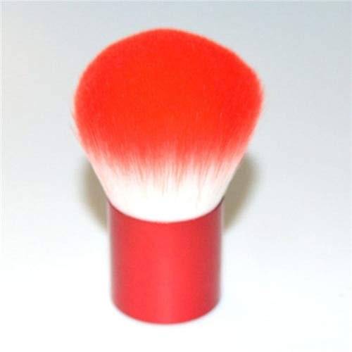 Kabuki Puder Make-up Pinsel Weiche tragbare Rouge Pinsel Foundation Make-up Nail Beauty Essential 6...