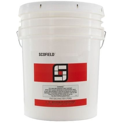 L.M. Scofield LITHOCHROME Concrete Color Hardener - 60 Lb Bag - (Ash White)