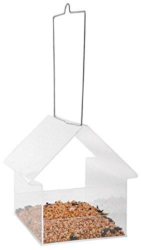 Esschert Design fb373 Maison à Oiseaux en Acrylique à Suspendre