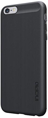 Incipio Feather Shine - Cover sottile a scatto per Apple iPhone 6 Plus da 5,5 pollici nero