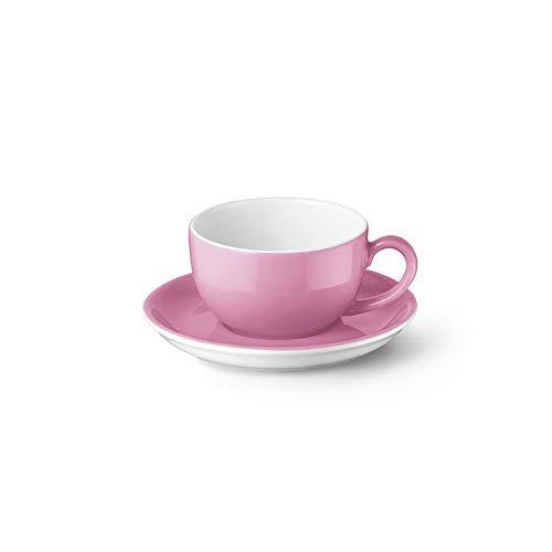 Dibbern SONDERAKTION Solid Color - Espresso Classico 0,09 l mit Untere - pink - NEU
