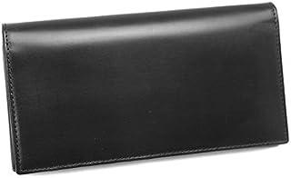 (ホワイトハウスコックス)WhitehouseCox 財布 メンズ WHITEHOUSE COX S8819 ブライドルレザー 長財布 BLACK ブラック[並行輸入品]