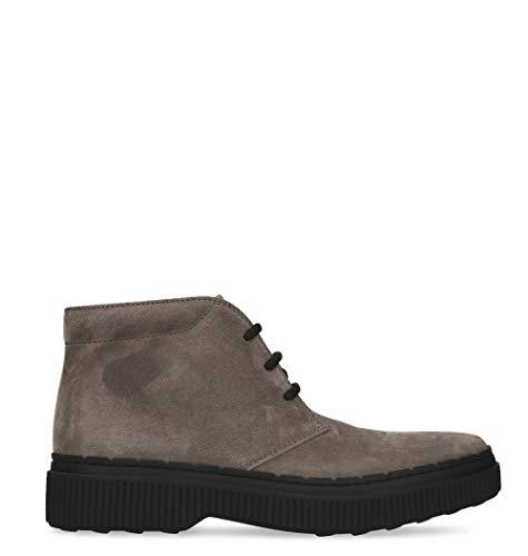 Tod's Luxury Fashion Herren XXM39A00D80RE0C405 Braun Wildleder Desert Boots | Jahreszeit Permanent