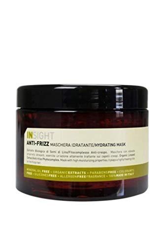 Insight Anti-Frizz Mask - Mascarilla hidratante antiencrespamiento, 500 ml