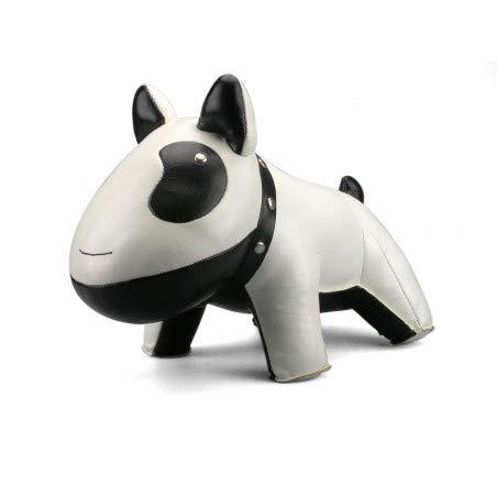 Alfred & Compagnie boekensteun hond wit