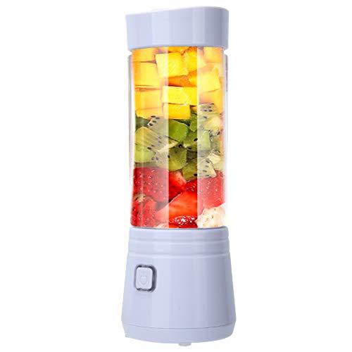 Licuadora extractora de frutas eléctrica, exprimidor de mano portátil, taza de jugo saludable recargable, utensilios de cocina