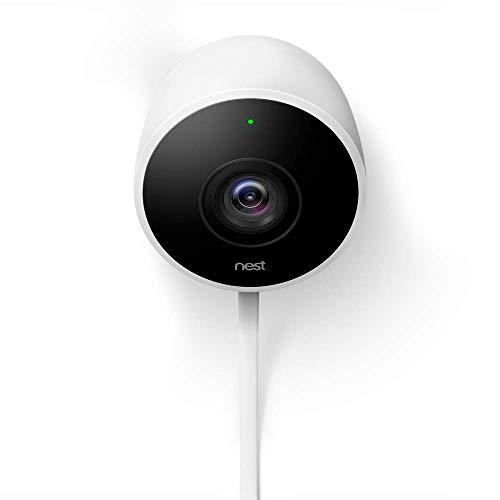 Nest Cam Outdoor Security Camera...