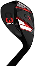 C3i Wedge - Premium Sand Wedge, Lob Wedge for Men & Women - Escape Bunkers in One, Easy Flop Shots – Legal for Tournament Play, Quickly Cuts Strokes from Your Short Game- High Loft Golf Club