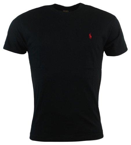 Polo Ralph Lauren Hombre Classic Fit sólido cuello redondo camiseta