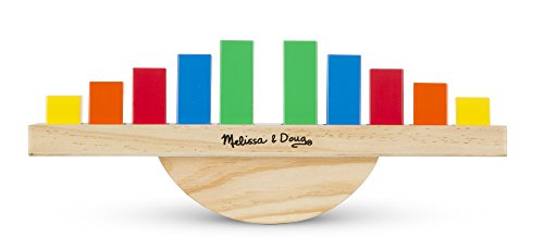 Melissa & Doug- Balance Arc-en-Ciel, 15197