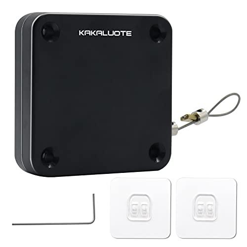 KAKALUOTE Punch-Free Automatic Sensor Door Closer, Multifunctional Automatic Door Closer,...