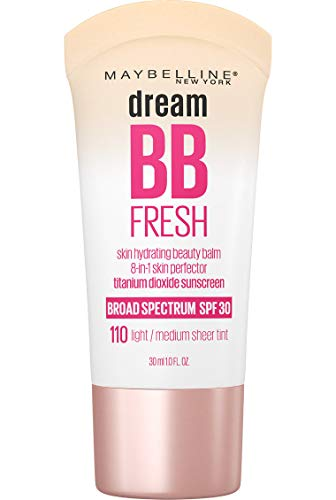 Maybelline Dream Fresh BB Cream Bálsamo Perfeccionador, color Light/Medium