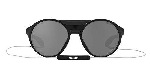 OO9440 Clifden Sunglasses, Matte Black/Prizm Black Polarized, 54mm