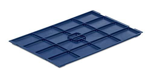 aidB Auflagedeckel für VDA-R-KLT Box, 600 x 400 mm