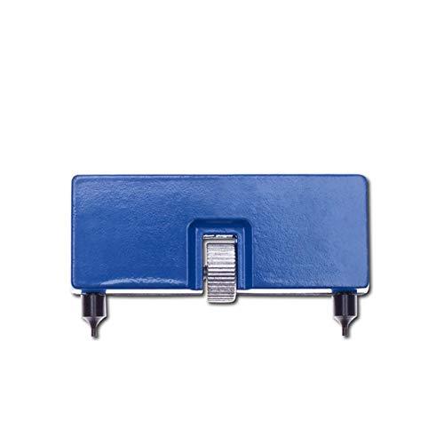 meimeijia Diseño Herramientas del Reloj Portable Ajustable reparación Abierta de Nuevo Caso removedor mire los Kits de Herramientas for un abridor de Tapa de la batería Cambio Robusto (Color : Set 1)