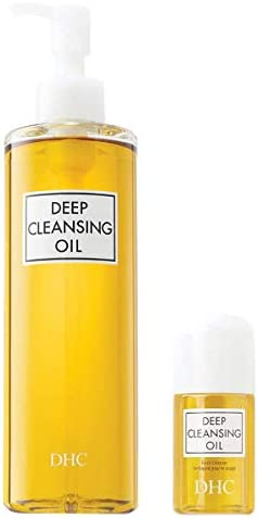 DHC Deep Cleansing Oil 10 1 fl oz Deep Cleansing Oil Travel Size 1 fl oz product image