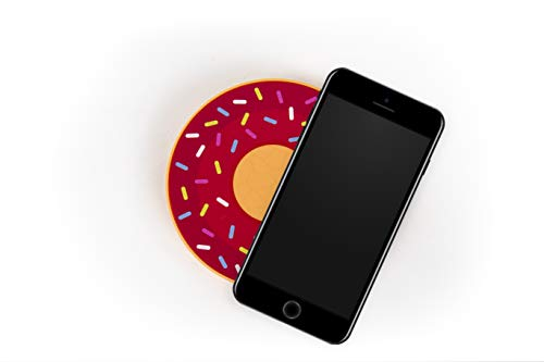 Draadloze oplader - Donut | Wireless Charger - Doughnut