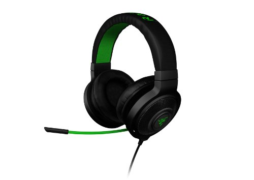 Razer Kraken Pro PC, Musik und Gaming Headset (Over-Ear) schwarz