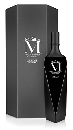 Macallan - M Decanter Black - 1824 Master Series - Whisky